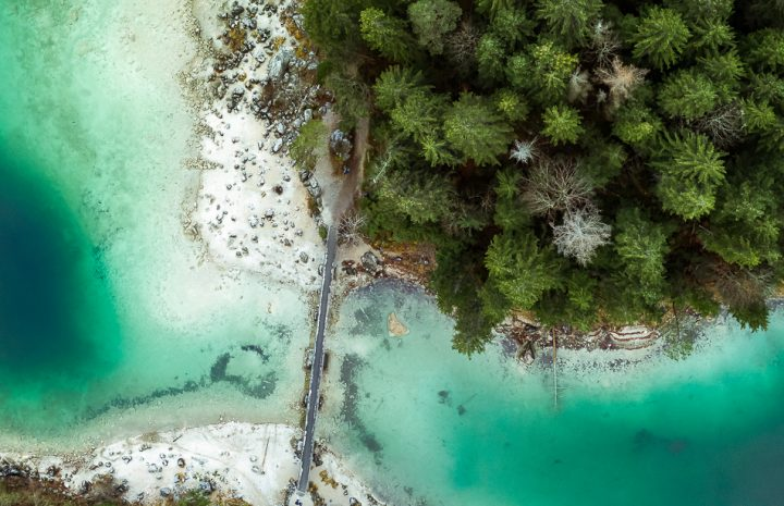 Drone photography: technology, possible uses and permits